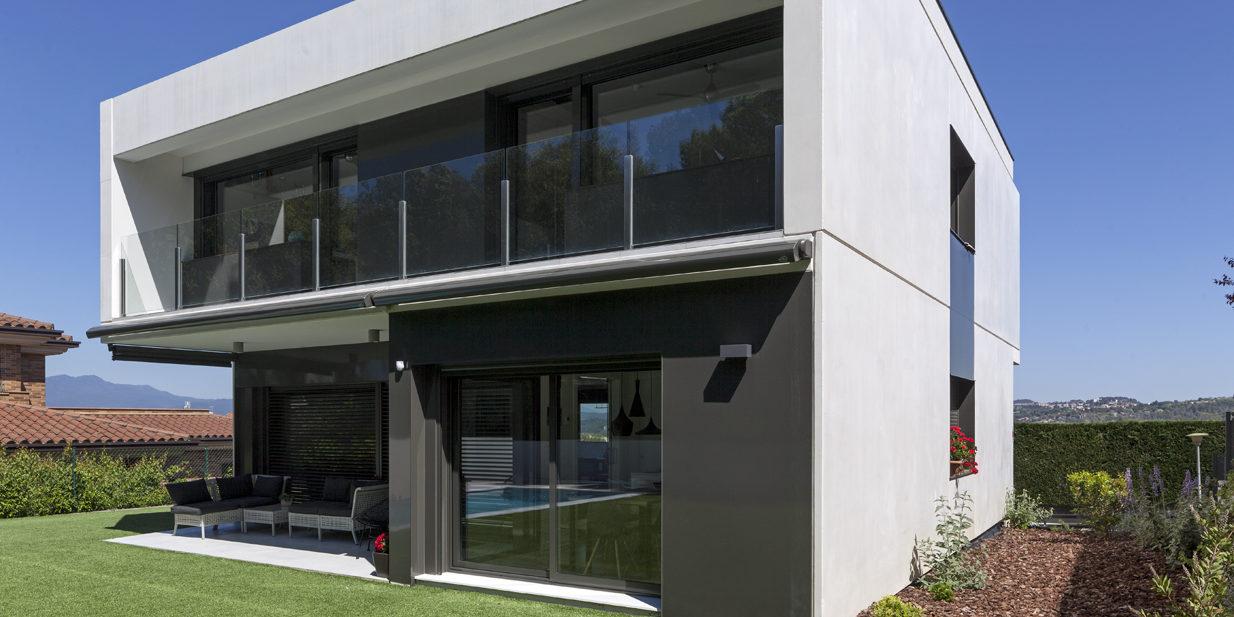 Girona house casas prefabricadas de hormig n hormipresa - Hormipresa casas prefabricadas ...