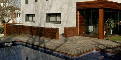 Sant cugat house casas prefabricadas de hormig n hormipresa - Casas prefabricadas hormigon barcelona ...