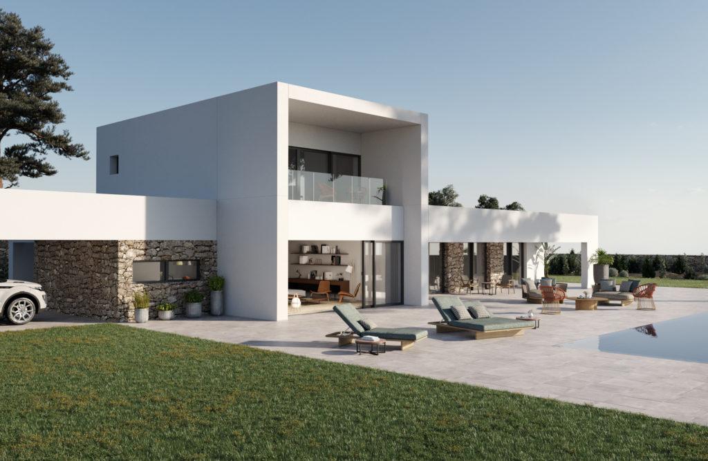 Hormipresa casas prefabricadas hormig n precios for Casa minimalista de 6 metros